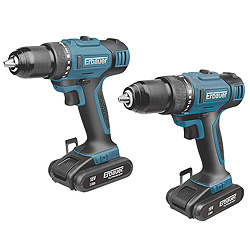 Power drill driver kits